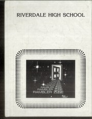 1986 Edition, Riverdale High School - Rambler Yearbook (Port Byron, IL)