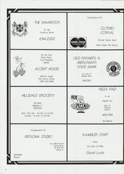 Page 8, 1986 Edition, Riverdale High School - Rambler Yearbook (Port Byron, IL) online yearbook collection