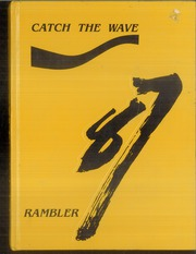 1987 Edition, Riverdale High School - Rambler Yearbook (Port Byron, IL)