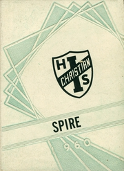 1960 Edition, Illiana Christian High School - Spire Yearbook (Lansing, IL)