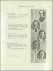 Page 11, 1935 Edition, Eureka High School - Hornet Yearbook (Eureka, IL) online yearbook collection
