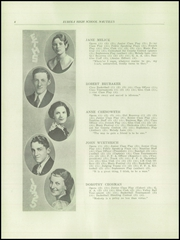 Page 12, 1935 Edition, Eureka High School - Hornet Yearbook (Eureka, IL) online yearbook collection