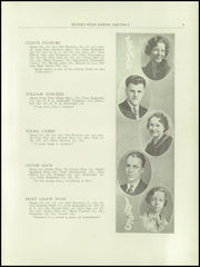 Page 13, 1935 Edition, Eureka High School - Hornet Yearbook (Eureka, IL) online yearbook collection