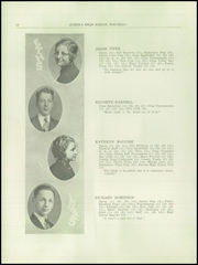 Page 16, 1935 Edition, Eureka High School - Hornet Yearbook (Eureka, IL) online yearbook collection