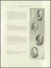 Page 17, 1935 Edition, Eureka High School - Hornet Yearbook (Eureka, IL) online yearbook collection