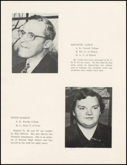 Page 17, 1951 Edition, Eureka High School - Hornet Yearbook (Eureka, IL) online yearbook collection