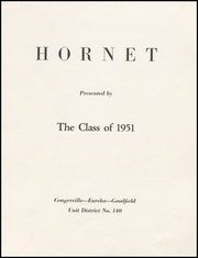 Page 5, 1951 Edition, Eureka High School - Hornet Yearbook (Eureka, IL) online yearbook collection