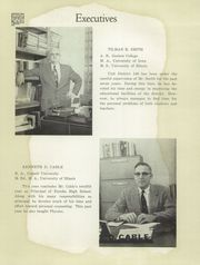 Page 13, 1956 Edition, Eureka High School - Hornet Yearbook (Eureka, IL) online yearbook collection