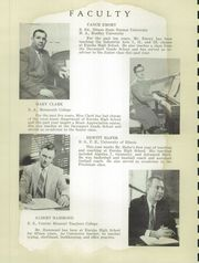 Page 14, 1956 Edition, Eureka High School - Hornet Yearbook (Eureka, IL) online yearbook collection