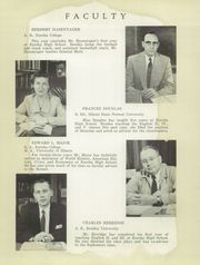 Page 15, 1956 Edition, Eureka High School - Hornet Yearbook (Eureka, IL) online yearbook collection