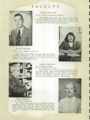 Page 16, 1956 Edition, Eureka High School - Hornet Yearbook (Eureka, IL) online yearbook collection
