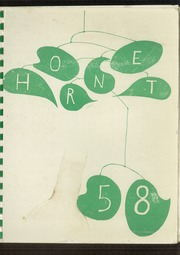 Page 1, 1958 Edition, Eureka High School - Hornet Yearbook (Eureka, IL) online yearbook collection