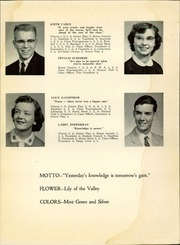 Page 17, 1958 Edition, Eureka High School - Hornet Yearbook (Eureka, IL) online yearbook collection
