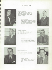 Page 13, 1959 Edition, Eureka High School - Hornet Yearbook (Eureka, IL) online yearbook collection