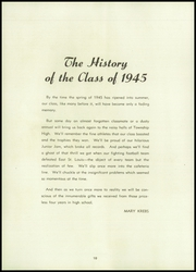 Page 14, 1945 Edition, Belleville Township High School - Bellevinois Yearbook (Belleville, IL) online yearbook collection