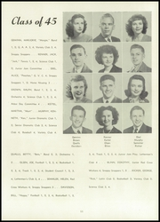 Page 15, 1945 Edition, Belleville Township High School - Bellevinois Yearbook (Belleville, IL) online yearbook collection