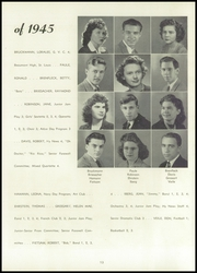 Page 17, 1945 Edition, Belleville Township High School - Bellevinois Yearbook (Belleville, IL) online yearbook collection