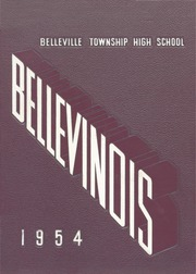 Page 1, 1954 Edition, Belleville Township High School - Bellevinois Yearbook (Belleville, IL) online yearbook collection