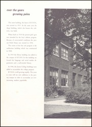 Page 12, 1954 Edition, Belleville Township High School - Bellevinois Yearbook (Belleville, IL) online yearbook collection