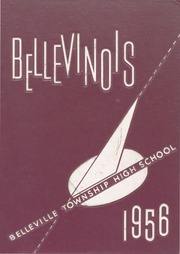 Page 1, 1956 Edition, Belleville Township High School - Bellevinois Yearbook (Belleville, IL) online yearbook collection