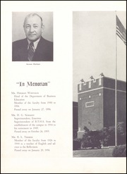Page 10, 1956 Edition, Belleville Township High School - Bellevinois Yearbook (Belleville, IL) online yearbook collection