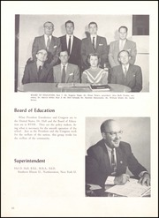 Page 14, 1956 Edition, Belleville Township High School - Bellevinois Yearbook (Belleville, IL) online yearbook collection