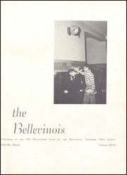 Page 5, 1956 Edition, Belleville Township High School - Bellevinois Yearbook (Belleville, IL) online yearbook collection