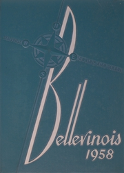 Page 1, 1958 Edition, Belleville Township High School - Bellevinois Yearbook (Belleville, IL) online yearbook collection