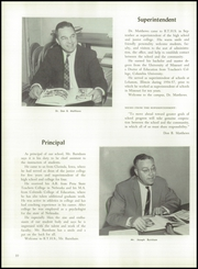 Page 14, 1958 Edition, Belleville Township High School - Bellevinois Yearbook (Belleville, IL) online yearbook collection