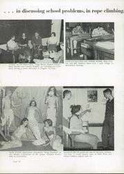 Page 16, 1957 Edition, Cairo High School - Egypti Yearbook (Cairo, IL) online yearbook collection