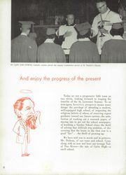 Page 12, 1959 Edition, Cairo High School - Egypti Yearbook (Cairo, IL) online yearbook collection