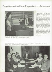 Page 14, 1959 Edition, Cairo High School - Egypti Yearbook (Cairo, IL) online yearbook collection