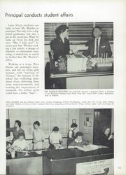 Page 15, 1959 Edition, Cairo High School - Egypti Yearbook (Cairo, IL) online yearbook collection