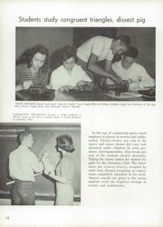 Page 16, 1959 Edition, Cairo High School - Egypti Yearbook (Cairo, IL) online yearbook collection