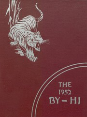 1952 Edition, Byron Area High School - By Hi Yearbook (Byron, IL)