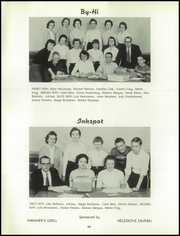 Page 38, 1958 Edition, Byron Area High School - By Hi Yearbook (Byron, IL) online yearbook collection