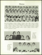Page 44, 1958 Edition, Byron Area High School - By Hi Yearbook (Byron, IL) online yearbook collection