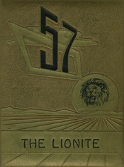 Page 1, 1957 Edition, Carterville High School - Lionite Yearbook (Carterville, IL) online yearbook collection