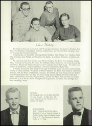 Page 14, 1957 Edition, Carterville High School - Lionite Yearbook (Carterville, IL) online yearbook collection