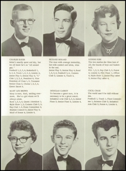 Page 15, 1957 Edition, Carterville High School - Lionite Yearbook (Carterville, IL) online yearbook collection