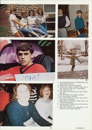 Page 7, 1985 Edition, Carterville High School - Lionite Yearbook (Carterville, IL) online yearbook collection