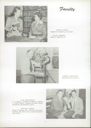Page 10, 1955 Edition, Unity High School - Rocket Yearbook (Tolono, IL) online yearbook collection