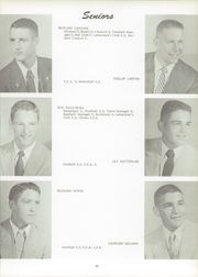 Page 15, 1955 Edition, Unity High School - Rocket Yearbook (Tolono, IL) online yearbook collection