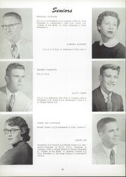 Page 16, 1955 Edition, Unity High School - Rocket Yearbook (Tolono, IL) online yearbook collection
