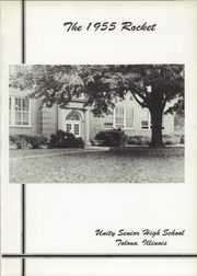 Page 5, 1955 Edition, Unity High School - Rocket Yearbook (Tolono, IL) online yearbook collection