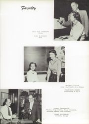 Page 9, 1955 Edition, Unity High School - Rocket Yearbook (Tolono, IL) online yearbook collection