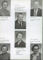Page 10, 1959 Edition, Unity High School - Rocket Yearbook (Tolono, IL) online yearbook collection