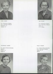 Page 12, 1959 Edition, Unity High School - Rocket Yearbook (Tolono, IL) online yearbook collection