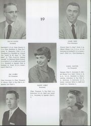 Page 14, 1959 Edition, Unity High School - Rocket Yearbook (Tolono, IL) online yearbook collection