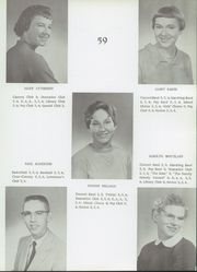 Page 15, 1959 Edition, Unity High School - Rocket Yearbook (Tolono, IL) online yearbook collection